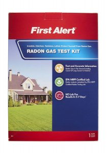Click for Radon Testing Kits